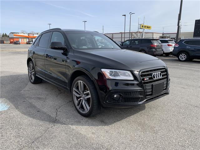 2016 Audi SQ5 3.0T Technik (Stk: GA069293) in Sarnia - Image 4 of 26