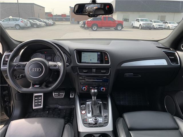 2016 Audi SQ5 3.0T Technik (Stk: GA069293) in Sarnia - Image 15 of 26