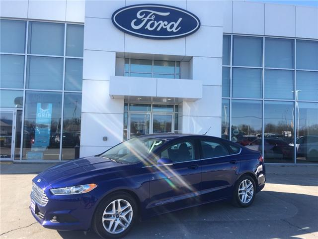 2016 Ford Fusion SE (Stk: 19134A) in Perth - Image 1 of 12