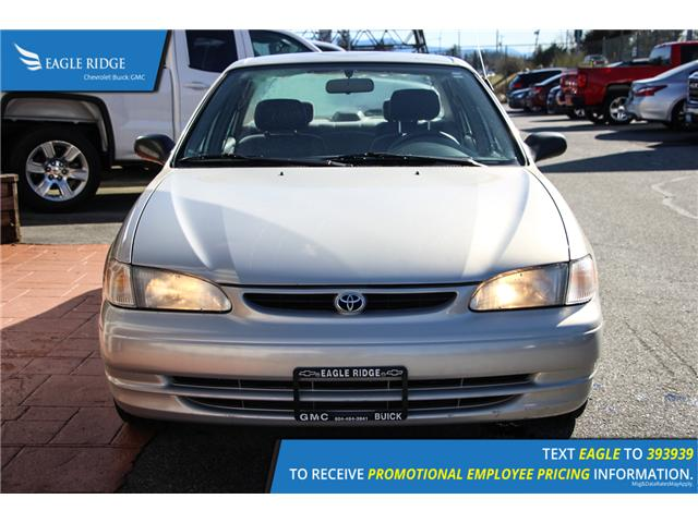 1999 Toyota Corolla CE (Stk: 990074) in Coquitlam - Image 2 of 12