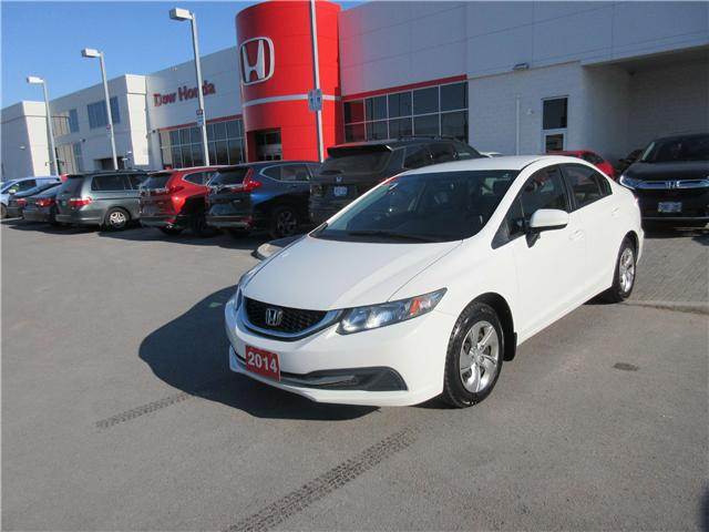 2014 Honda Civic LX (Stk: SS3400) in Ottawa - Image 1 of 10