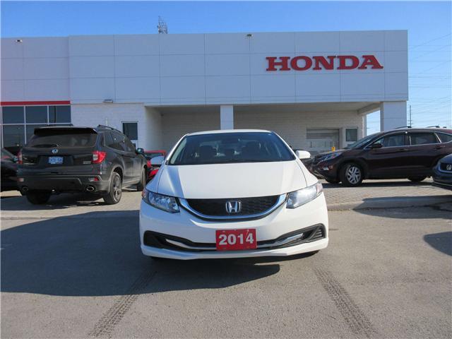 2014 Honda Civic LX (Stk: SS3400) in Ottawa - Image 2 of 10