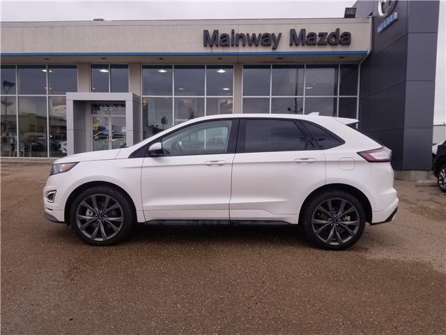 2018 Ford Edge Sport (Stk: P1553) in Saskatoon - Image 1 of 27