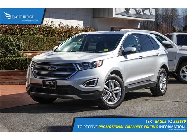 2018 Ford Edge SEL (Stk: 189324) in Coquitlam - Image 1 of 15