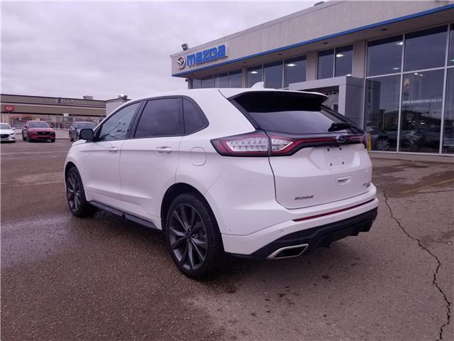 2018 Ford Edge Sport (Stk: P1553) in Saskatoon - Image 2 of 27