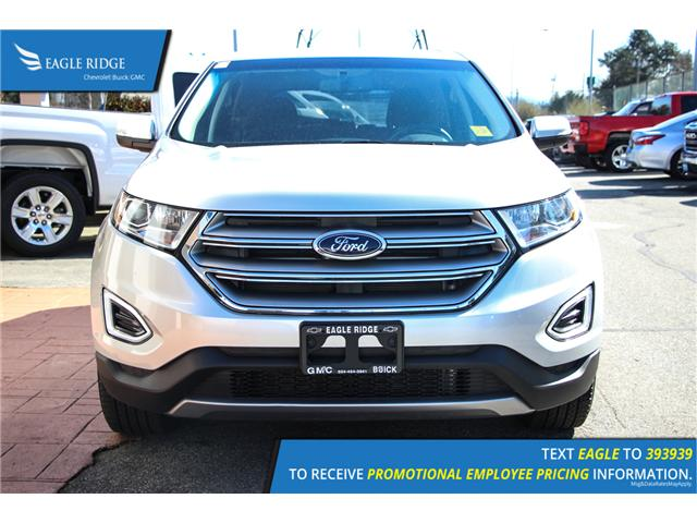 2018 Ford Edge SEL (Stk: 189324) in Coquitlam - Image 2 of 15