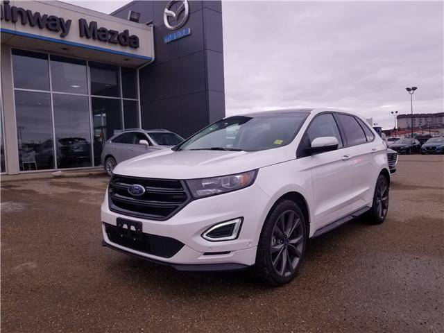 2018 Ford Edge Sport (Stk: P1553) in Saskatoon - Image 9 of 27