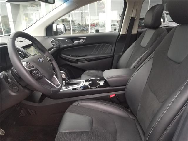 2018 Ford Edge Sport (Stk: P1553) in Saskatoon - Image 11 of 27