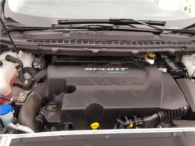 2018 Ford Edge Sport (Stk: P1553) in Saskatoon - Image 8 of 27