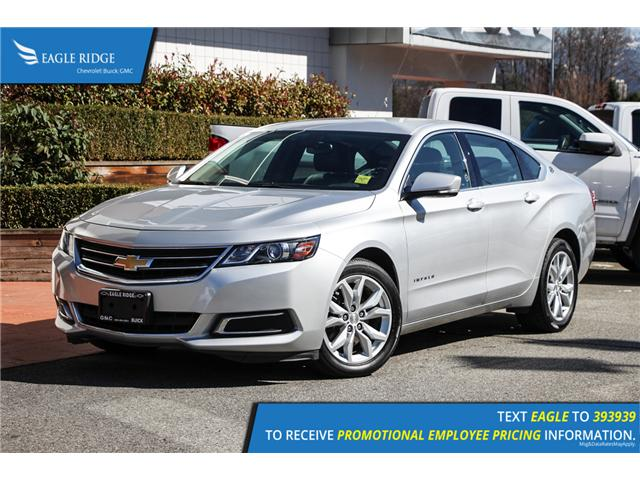 2016 Chevrolet Impala 2LT (Stk: 169332) in Coquitlam - Image 1 of 15