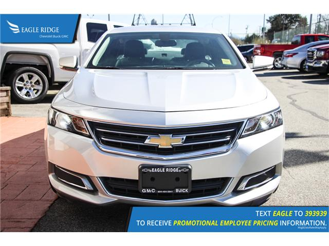 2016 Chevrolet Impala 2LT (Stk: 169332) in Coquitlam - Image 2 of 15
