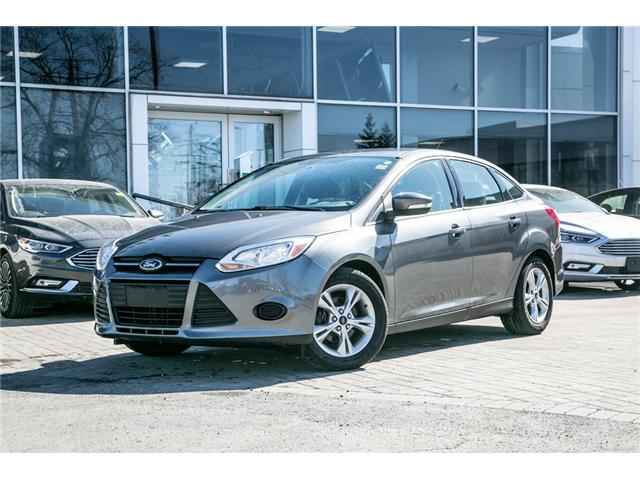 2013 Ford Focus SE EARLY BIRD--AUTO AIR (Stk: 1817721) in Ottawa - Image 1 of 26