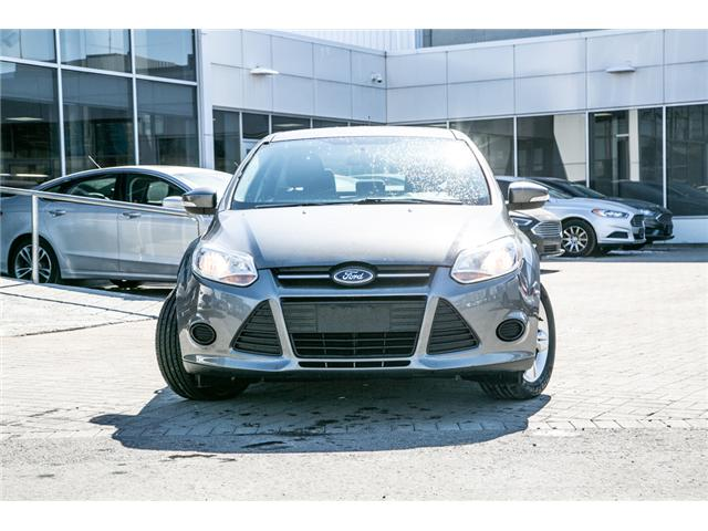 2013 Ford Focus SE EARLY BIRD--AUTO AIR (Stk: 1817721) in Ottawa - Image 2 of 26