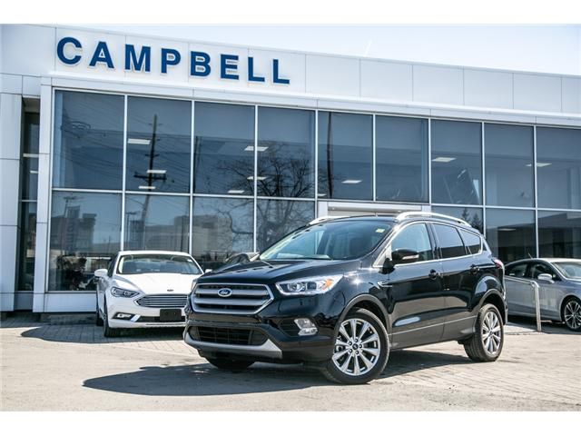 2018 Ford Escape TITANIUM AWD-LEATHER-NAV-LOADED SALE PRICE (Stk: 948060) in Ottawa - Image 1 of 28
