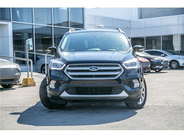 2018 Ford Escape TITANIUM AWD-LEATHER-NAV-LOADED SALE PRICE (Stk: 948060) in Ottawa - Image 2 of 28