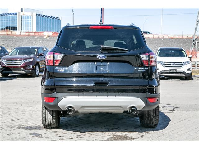2018 Ford Escape TITANIUM AWD-LEATHER-NAV-LOADED SALE PRICE (Stk: 948060) in Ottawa - Image 5 of 28