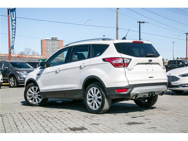 2018 Ford Escape Titanium (Stk: 948070) in Ottawa - Image 4 of 28