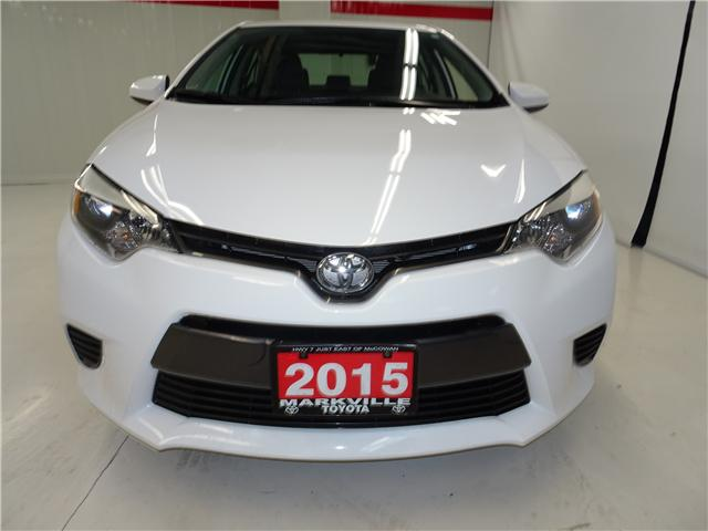 2015 Toyota Corolla LE (Stk: 36046U) in Markham - Image 2 of 23