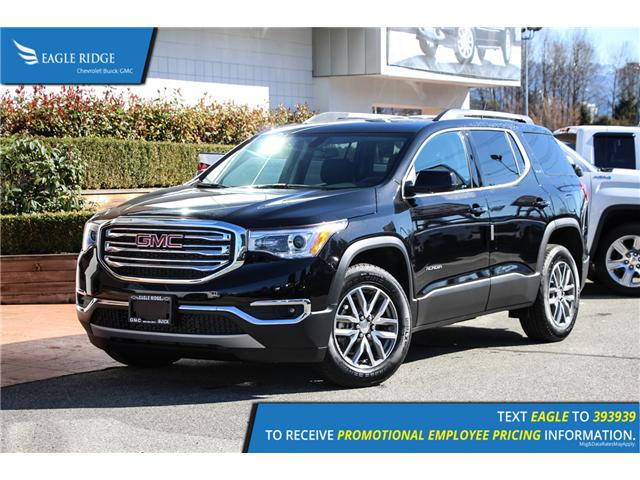 2019 GMC Acadia SLE-2 (Stk: 94205A) in Coquitlam - Image 1 of 19
