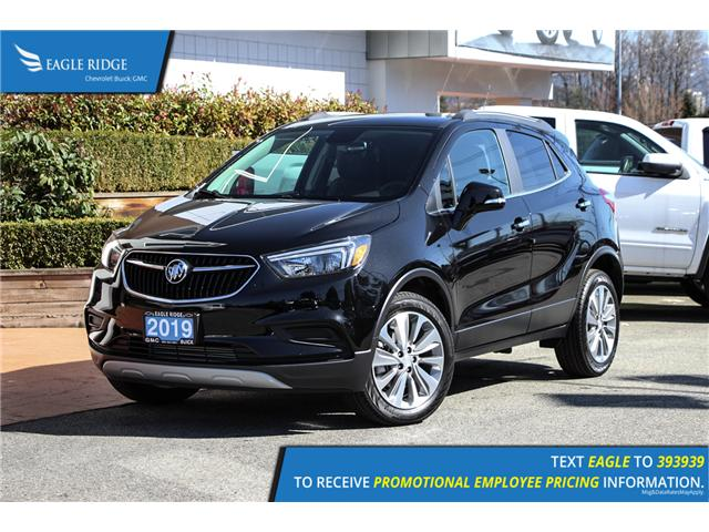 2019 Buick Encore Preferred (Stk: 96608A) in Coquitlam - Image 1 of 17