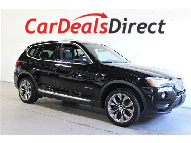 2015 BMW X3 xDrive28i (Stk: D59569) in Vaughan - Image 1 of 30