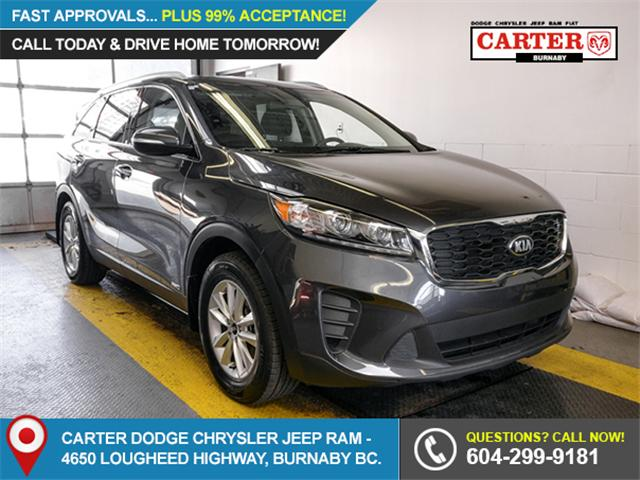 2019 Kia Sorento 2.4L LX (Stk: 9-6060-0) in Burnaby - Image 1 of 24