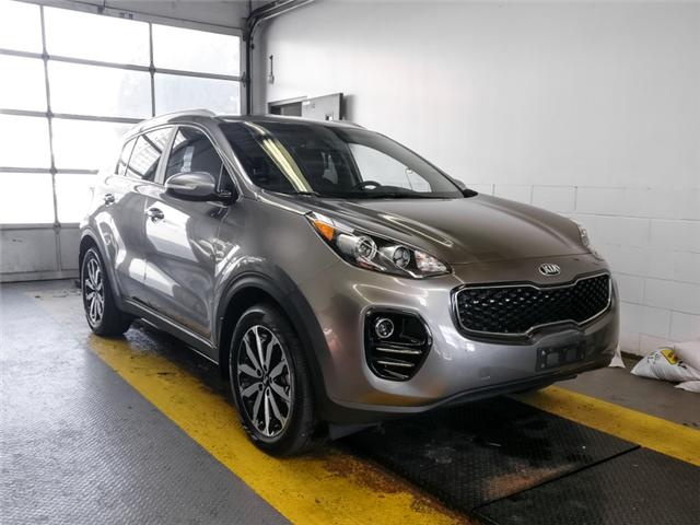 2019 Kia Sportage EX (Stk: 9-6061-0) in Burnaby - Image 2 of 24
