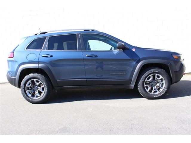 2019 Jeep Cherokee Trailhawk (Stk: D384687) in Courtenay - Image 26 of 30