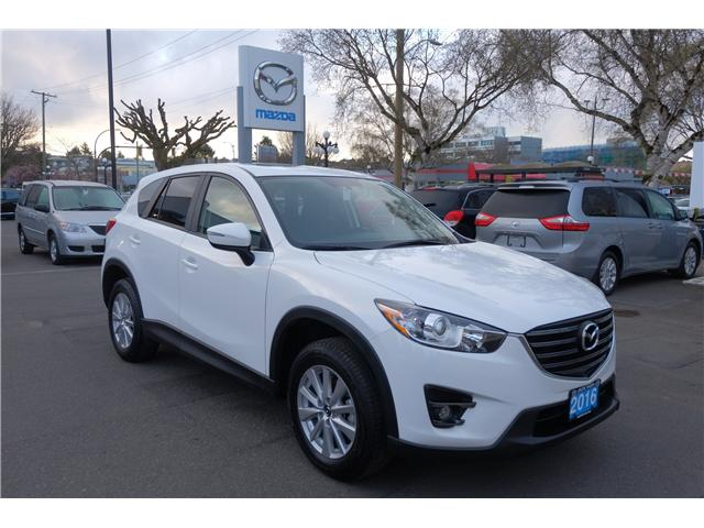 2016 Mazda CX-5 GS (Stk: 7884A) in Victoria - Image 1 of 25