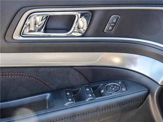 2019 Ford Explorer XLT (Stk: 19EX317) in St. Catharines - Image 10 of 19