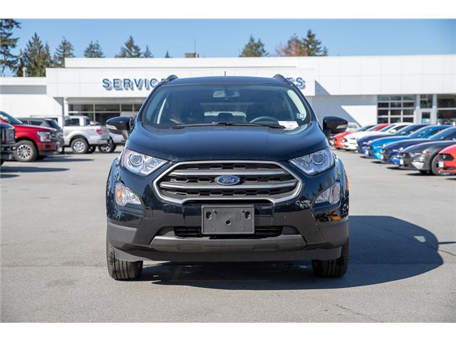 2018 Ford EcoSport SE (Stk: 8EC9495) in Vancouver - Image 2 of 27