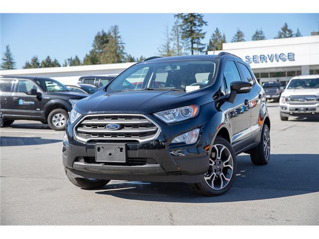 2018 Ford EcoSport SE (Stk: 8EC9495) in Vancouver - Image 3 of 27
