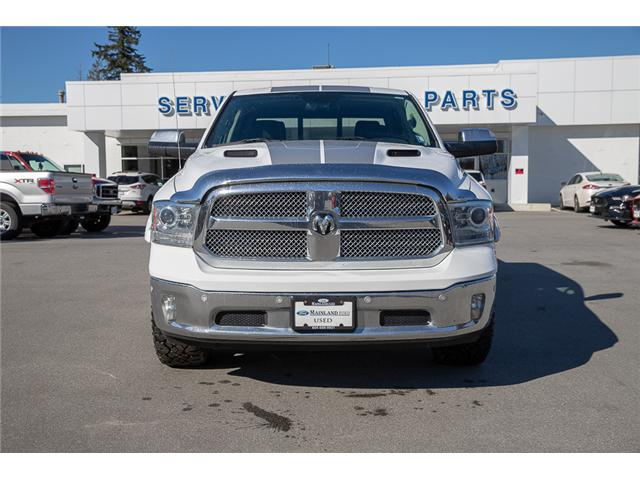 2015 RAM 1500 Longhorn (Stk: 8F19819A) in Vancouver - Image 2 of 30