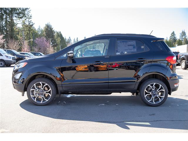 2018 Ford EcoSport SE (Stk: 8EC9495) in Vancouver - Image 4 of 27