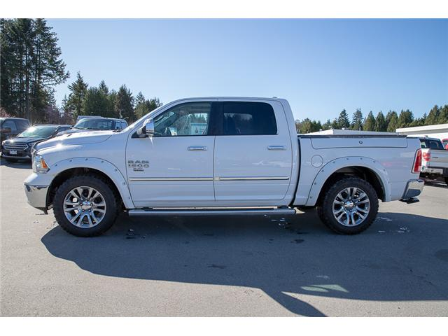 2015 RAM 1500 Longhorn (Stk: 8F19819A) in Vancouver - Image 4 of 30