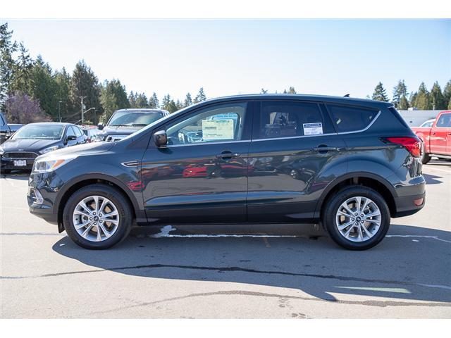 2019 Ford Escape SE (Stk: 9ES2850) in Vancouver - Image 4 of 27