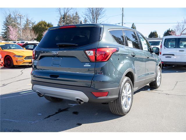2019 Ford Escape SE (Stk: 9ES2850) in Vancouver - Image 7 of 27