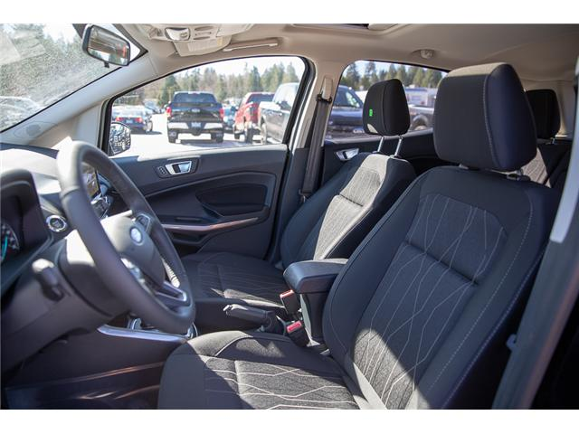 2018 Ford EcoSport SE (Stk: 8EC9495) in Vancouver - Image 9 of 27