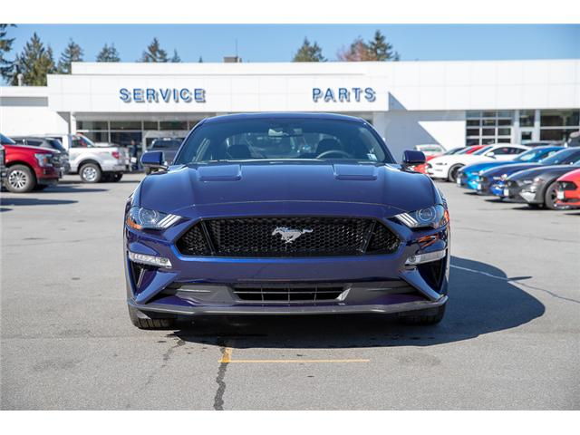 2019 Ford Mustang  (Stk: 9MU2827) in Vancouver - Image 2 of 27
