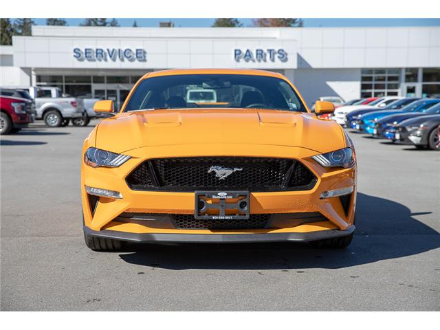 2019 Ford Mustang  (Stk: 9MU4963) in Surrey - Image 2 of 25