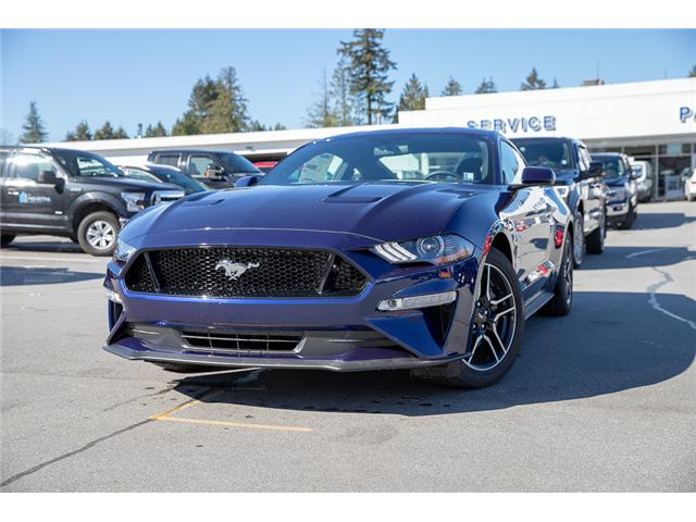 2019 Ford Mustang  (Stk: 9MU2827) in Vancouver - Image 3 of 27