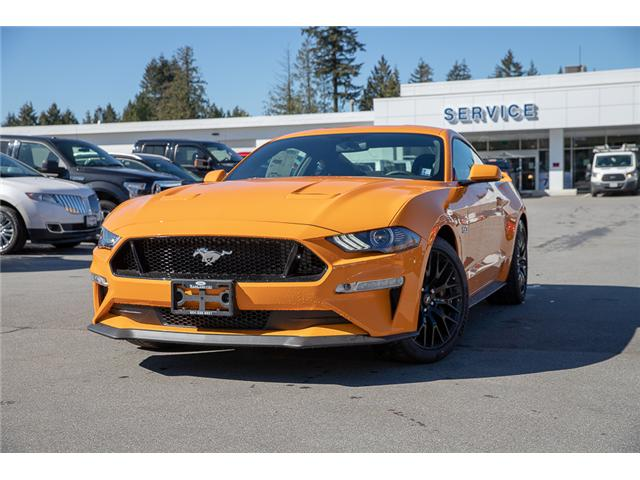 2019 Ford Mustang  (Stk: 9MU4963) in Surrey - Image 3 of 25