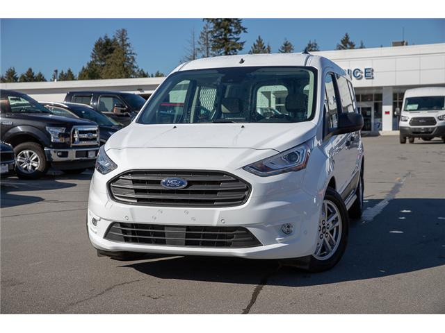 2019 Ford Transit Connect XLT (Stk: 9TR0417) in Vancouver - Image 3 of 21