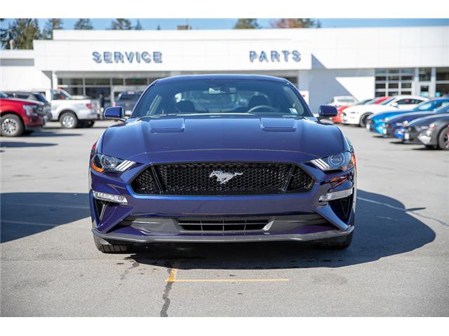 2019 Ford Mustang  (Stk: 9MU2827) in Vancouver - Image 4 of 27