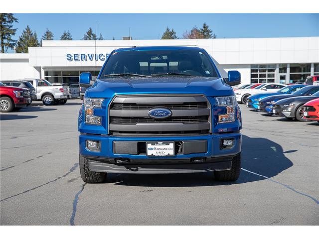 2017 Ford F-150 Lariat (Stk: P01186) in Surrey - Image 2 of 30