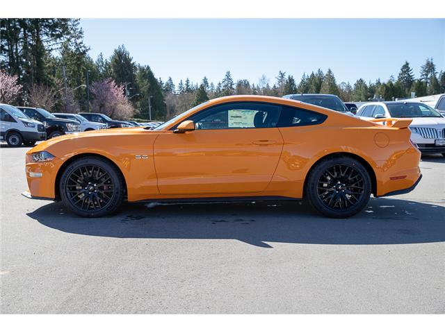 2019 Ford Mustang  (Stk: 9MU4963) in Surrey - Image 4 of 25