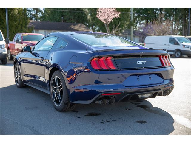 2019 Ford Mustang  (Stk: 9MU2827) in Vancouver - Image 6 of 27