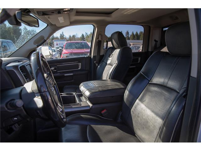 2015 RAM 1500 Longhorn (Stk: 8F19819A) in Vancouver - Image 15 of 30