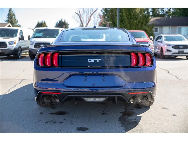 2019 Ford Mustang  (Stk: 9MU2827) in Vancouver - Image 7 of 27