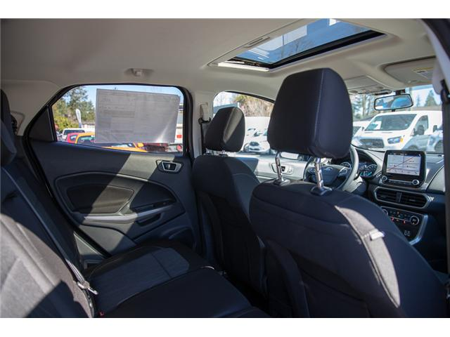 2018 Ford EcoSport SE (Stk: 8EC9495) in Vancouver - Image 16 of 27